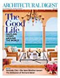 Magazine - Architectural Digest (1-year auto-renewal)