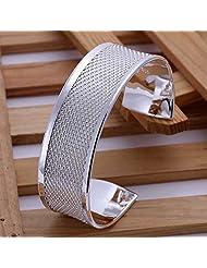 Aosilver Jewelry 925 Silver bangle fine fashion bracelet bangle