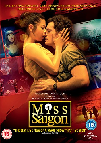 Miss Saigon: 25th Anniversary [Reino Unido] [DVD]