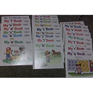 COMPLETE SET OF MY FIRST STEPS TO READING~~A-Z~~ 24 BOOKS