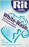 Rit Dye Powder-White Wash 1-7/8 Ounces Rit Dye Powder-White Wash 1-7/8 Ounces