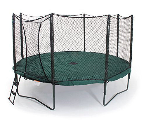 JumpSport Trampoline Weather Cover, Forest Green, 12