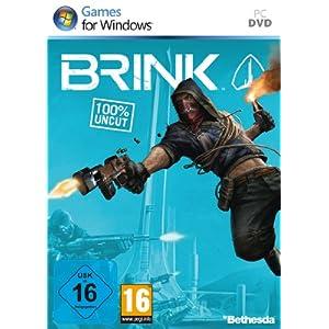 51cXCE eyjL. AA300  Amazon Blitzangebot seit 17:00 Uhr!! Brink (uncut) Spiel für PS3/XBOX und PC 22,99 statt ca.34€!