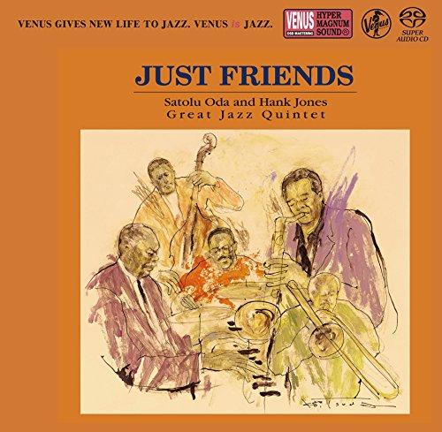 SACD : SATOLU & HANK JONES GREAT JAZZ QUINTET ODA - Just Friends (Japan - Import)