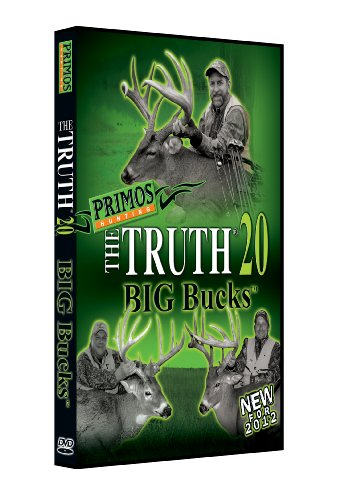 Buy Cheap Primos Hunting The TRUTH 20 BIG Bucks DVD