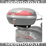 Givi Top Case Monokey scooter trunk mounting for Suzuki Burgman 400 2007-