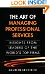 The Art of Managing Professional Serv...