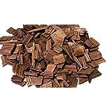 Trucioli di quercia 1000g – Americano ( Medium Toasted ) | Scaglie di quercia | Chips Natural | Scaglie legno quercia | Oak Chips