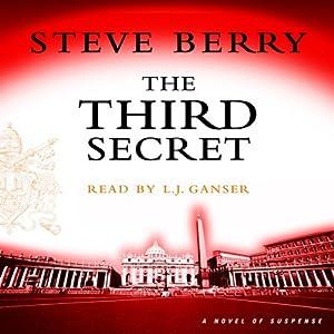 The Third Secret: A Novel of Suspense | [Steve Berry]