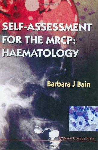 Self-Assessment For The Mrcp: Haematology