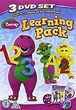 Acquista Barney - Learning Pack (triple pack) [DVD] [2011] [Edizione: Regno Unito]