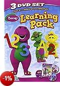 Barney - Learning Pack (triple pack) [DVD] [2011] [Edizione: Regno Unito]