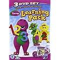 Barney - Learning Pack (triple pack) [DVD] [2011]
