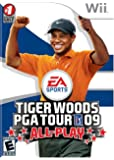 Tiger Woods PGA Tour 09 All-Play - Nintendo Wii