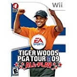 Tiger Woods PGA Tour 09 - Wiiby Electronic Arts