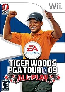 Tiger Woods PGA Tour 09 - Wii
