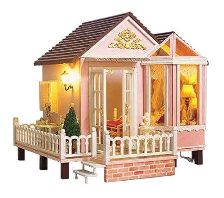 Promised to happy dollhouse miniature handmade kit set (japan import)
