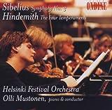 シベリウス:交響曲第3番/ヒンデミット:四気質