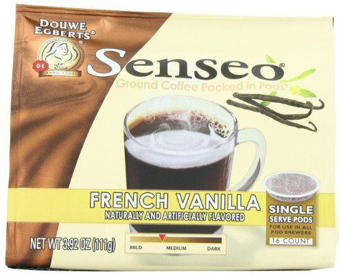 Senseo Paris French Vanilla of 4)