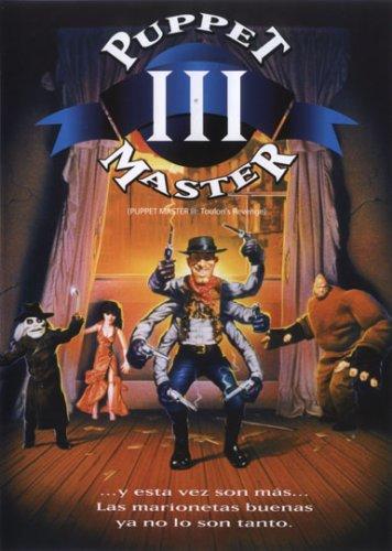Puppet Master III: Toulon's Revenge / Повелитель кукол 3 (1991)