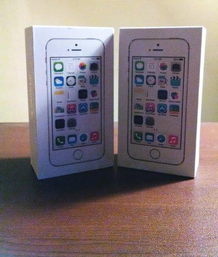 Apple iPhone 5S - 32GB Verizon Unlocked - Silver - ME345LL/A