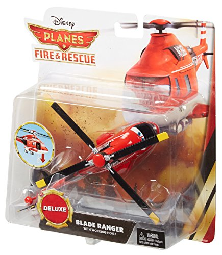 ディズニー プレーンズ ファイアー&レスキュー デラックスダイキャスト ブレード レンジャー / Disney PLANES Fire & Rescue BLADE RANGER