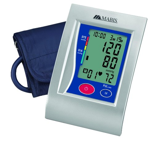 Cheap Automatic Premium Blood Pressure Monitor (DUR04591001-1)