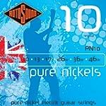 Rotosound Pure Nickels Jeu de cordes...