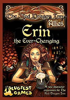 Red Dragon Inn Allies: Erin Ever Changing