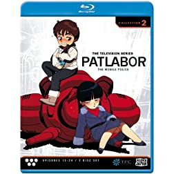 Patlabor TV Collection 2 [Blu-ray]