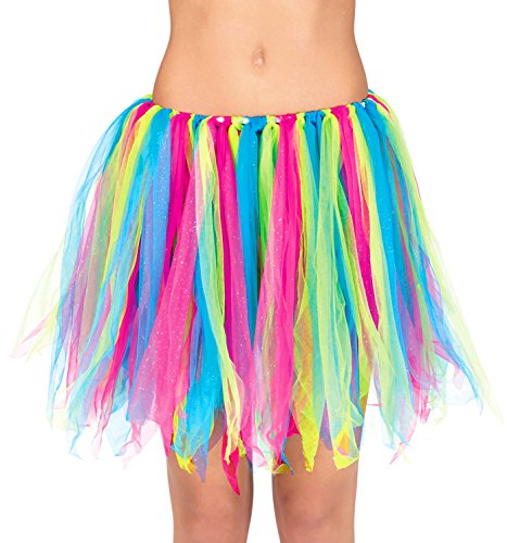 multi colored tutu skirts for adults