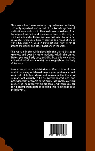 The art Workmanship of the Maori Race in New Zealand: A Series of Illustrations From Specially Taken Photographs, With Descriptive Notes and Essays on ... the Maoris, Together With Lists of Words in T