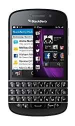 Blackberry Q10 Unlocked GSM OS 10 Smartphone - Black
