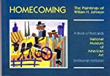 Homecoming: The Paintings of William H. Johnson : A Book of Postcards
