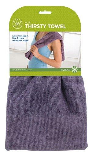 Gaiam Small Thirsty Towel