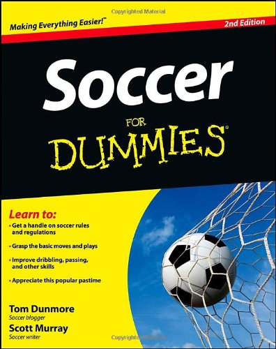 Soccer For Dummies(R)