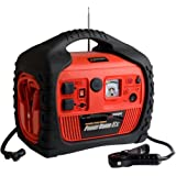 Wagan Power Dome EX 400-Watt Jump Starter with Built-In Air Compressor