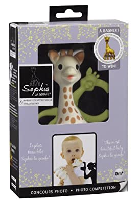 Limited Edition Sophie the Giraffe Gift Set