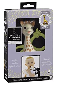 Vulli Sophie la Giraffe Vanilla Teether Gift Set