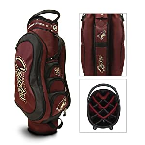 Phoenix Coyotes NHL Cart Bag - 14 way Medalist - TGO-15135 by Team Golf