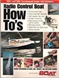 img - for Radio Control Boat How-To's by Gerry Yarrish (1993-07-03) book / textbook / text book