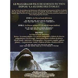 Dune [Édition Spéciale 30ème Anniversaire Combo Blu-ray + DVD]