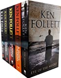 Ken Follett Ken Follett 5 Books Collection Pack Set RRP: £34.95 (Code to Zero, A Place Called Freedom, On Wings Of Eagles, Lie Down With Lions, Eye of the Needle)