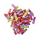 PEZ Bulk Candy Refills of assorted fruit flavors for dispensers or snacks (5 LB)