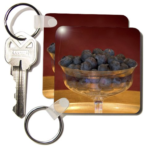 Bowl of blueberries, fresh fruits - LI06 BJA0006