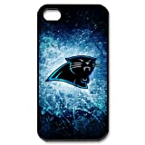 NFL Carolina Panthers IPhone 4 4s Hard Cover Case The Best Gift For Fans at Amazon.com