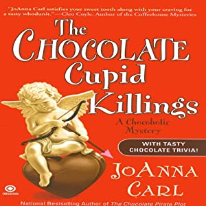 The Chocolate Cupid Killings Audiobook