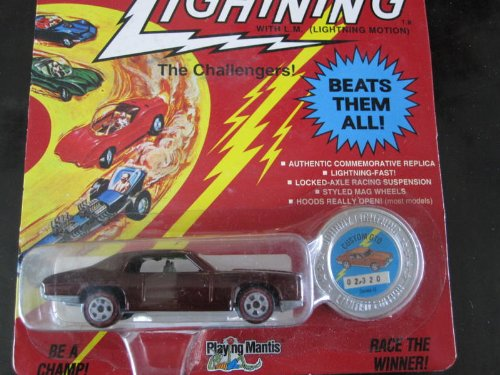 Custom GTO (brown)Series G Johnny Lightning Commemorative Limited Edition