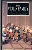 img - for Violin Family (The New Grove musical instruments series) by David D. Boyden (1989-10-05) book / textbook / text book