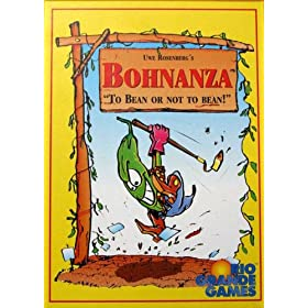 Bohnanza is highly recommended! Click to read our review.